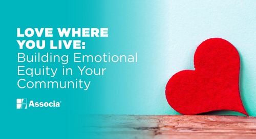Love Where You Live: Building Emotional Equity in Your Community
