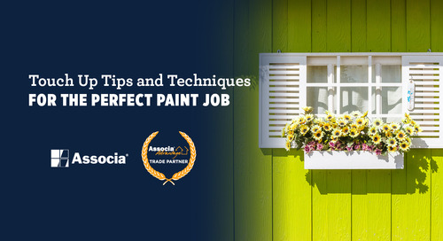 Partner Post: Touch Up Tips and Techniques for the Perfect Paint Job