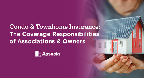 Condo & Townhome Insurance: The Coverage Responsibilities of Associations & Owners