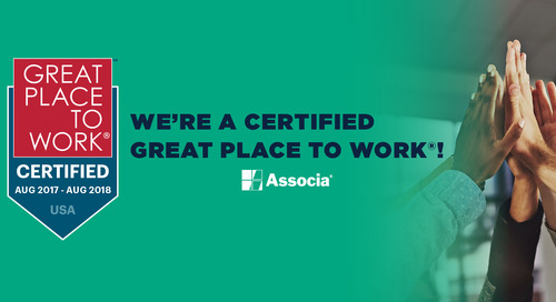 We're a Certified Great Place to Work®! But, Let's Look Beyond the Numbers.