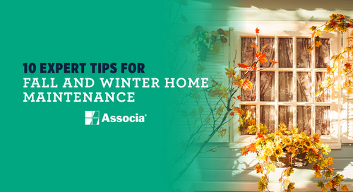 10 Expert Tips for Fall and Winter Home Maintenance