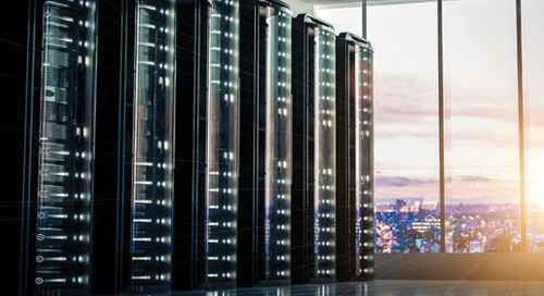 [Solution brief] Data Center Consolidation
