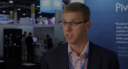[Video] Pivot3 Partner Testimonial - TYCO Integrated Systems
