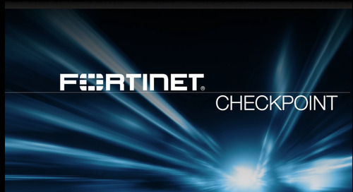 UTM Comparison: Fortinet and Check Point