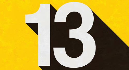 Is 13 the Lucky Number forStudent Loan Debtors?
