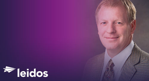 NEWS: Leidos' Eric Stahlberg Named to FCW's 2017 Federal 100