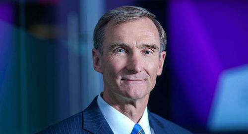 Meet Leidos CEO Roger Krone