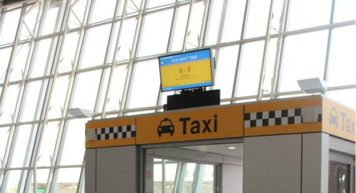 The Pain of Airport Taxi Queues & How To Eliminate It