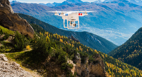 NEWS: Leidos Pilots New Service For Unmanned Aircraft Systems