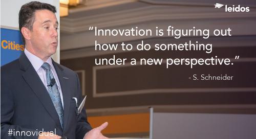 #Innovidual Steve Schneider
