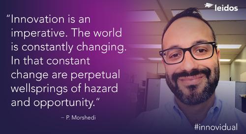 #Innovidual Pasha Morshedi
