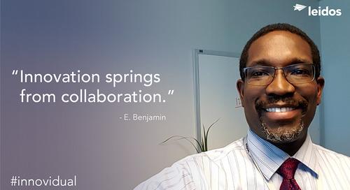 #Innovidual Ed Benjamin