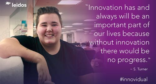 #Innovidual Sophie Turner