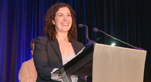 NEWS: Leidos' Meghan Good Honored at 18th Annual Women in Technology Leadership Awards