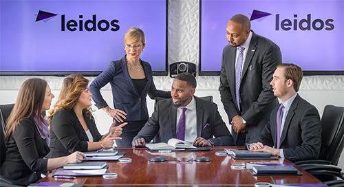 Get the Job: All the Paths that Lead to Leidos