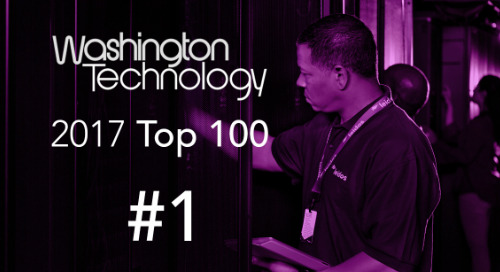NEWS: Leidos is No. 1 on Washington Technology Top 100 List