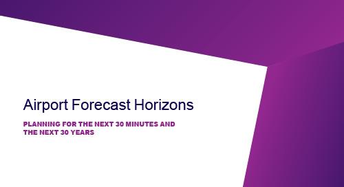 Airport Forecast Horizons Whitepaper