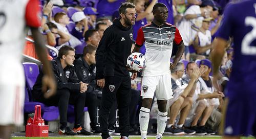 United rookie defender Odoi-Atsem goes 90 minutes in first MLS start