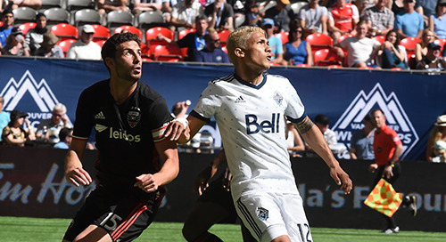 United travel to Toronto with two shutouts in last three matches