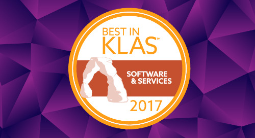 NEWS: Leidos Health Ranked in 2017 Best in KLAS Awards: Professional Services