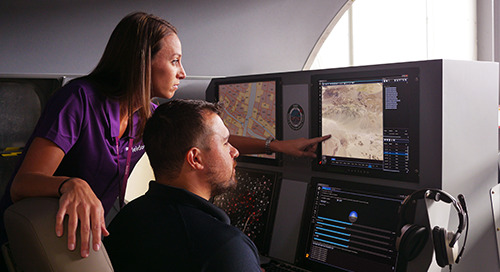 Air Force Association Recognizes Leidos ROC for Outstanding Current/Future Armed UAV Technology