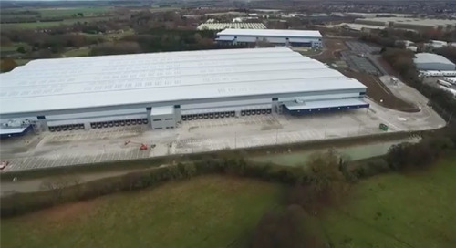 NEWS: Leidos and Ministry of Defence Unveil State-of-the-Art Logistics Hub