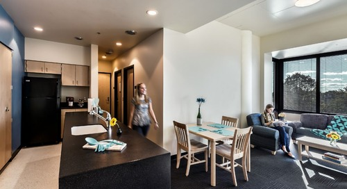 Student residences: 4 trends to watch