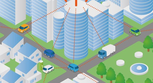 How connected, self-driving vehicles could change building design