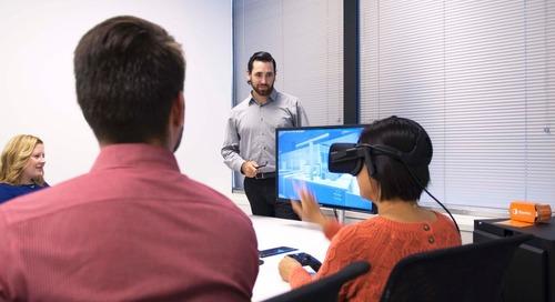 Transforming design through virtual reality