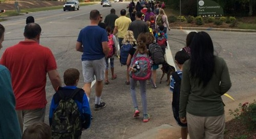 What you can do to create safe routes to school