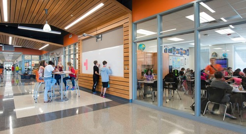 Artifacts of schooling: The legacy of our designs