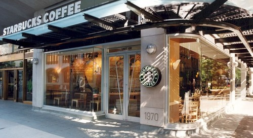 Why your bank wants to copy Starbucks and become your 'third place'
