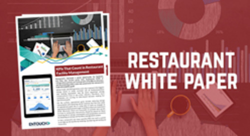 KPIs that Count in Restaurant Facilities Management