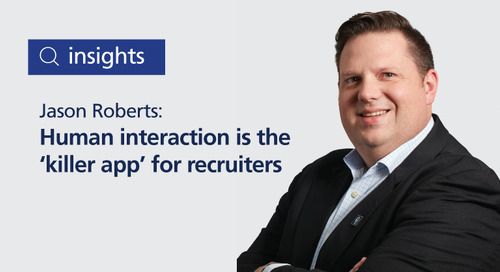 CIO Magazine: why human interaction is the 'killer app' for recruiters