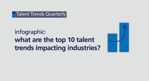 infographic: what are the top 10 talent trends impacting industries?