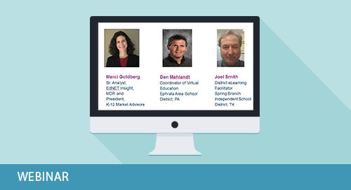 Best Practices for Implementing Online and Blended Learning in K–12 School Districts
