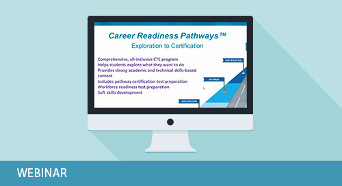 Demo: Career and College Readiness Courses