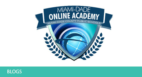 Miami-Dade Online Academy: The Cruz/Salcedo Family Shares Their Online Learning Success Story