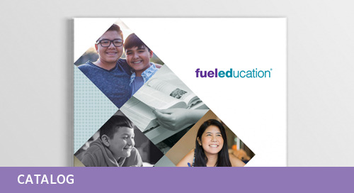 Full- Time Online School Comprehensive Course Catalog Featuring K12 Curriculum 2017-2018