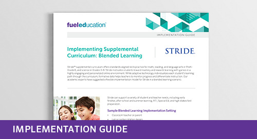 Stride Implementation Guide