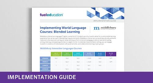 World Language Blended Learning Implementation Guide