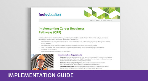 Career Readiness Pathways Implementation Guide