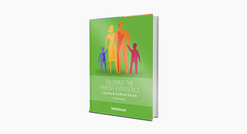 Tailoring the Parent Experience: Chuck English Shares What You Need to Know