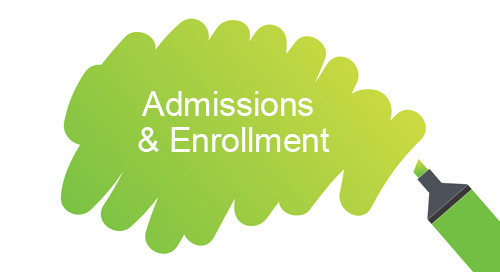 Admissions Workflow Using onBoard