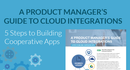 A Product Manager's Guide to Cloud Integrations