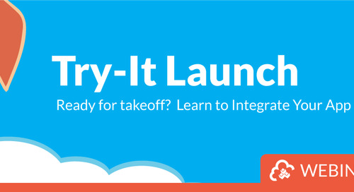 Try-It Launch On-Demand Webinar