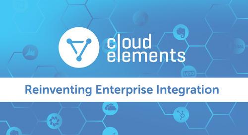 Cloud Elements Enterprise Integration Overview
