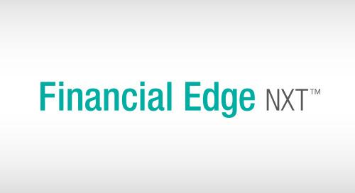 DATASHEET: Financial Edge NXT