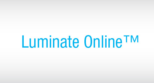 DATASHEET: Top 10 Things You Can Accomplish with Luminate Online