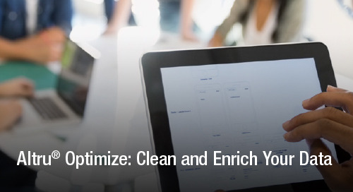 OVERVIEW: Services to Clean and Enrich Your Data